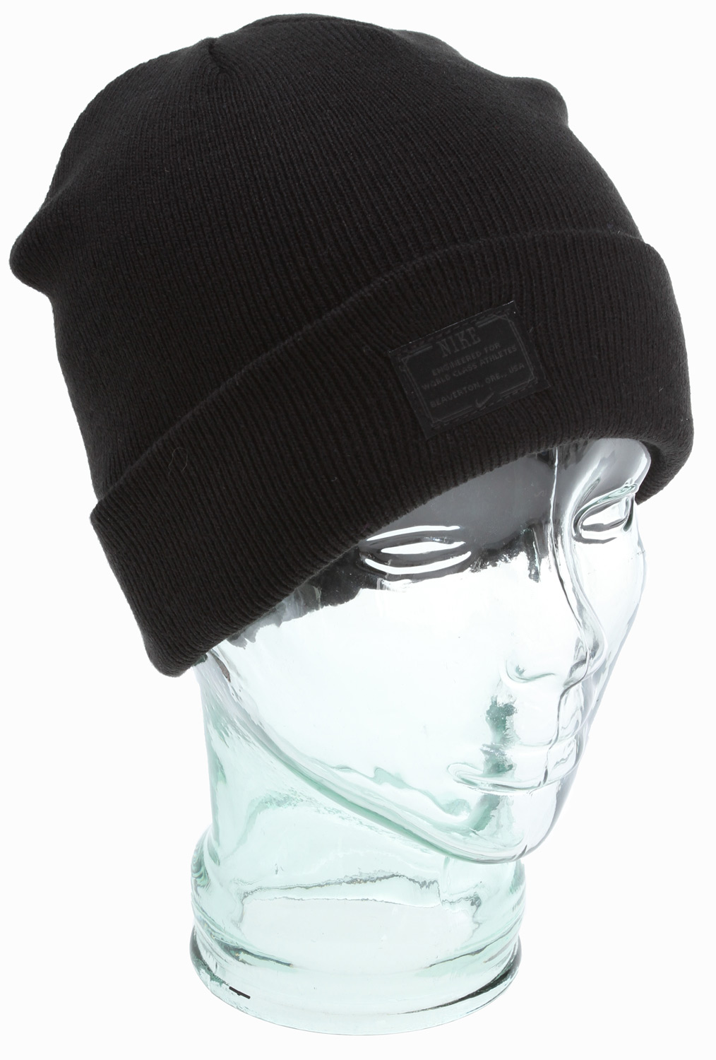 Skateboard Key Features of the Nike Fisherman Beanie: Nike woven label 100% ACRYLIC - $22.00