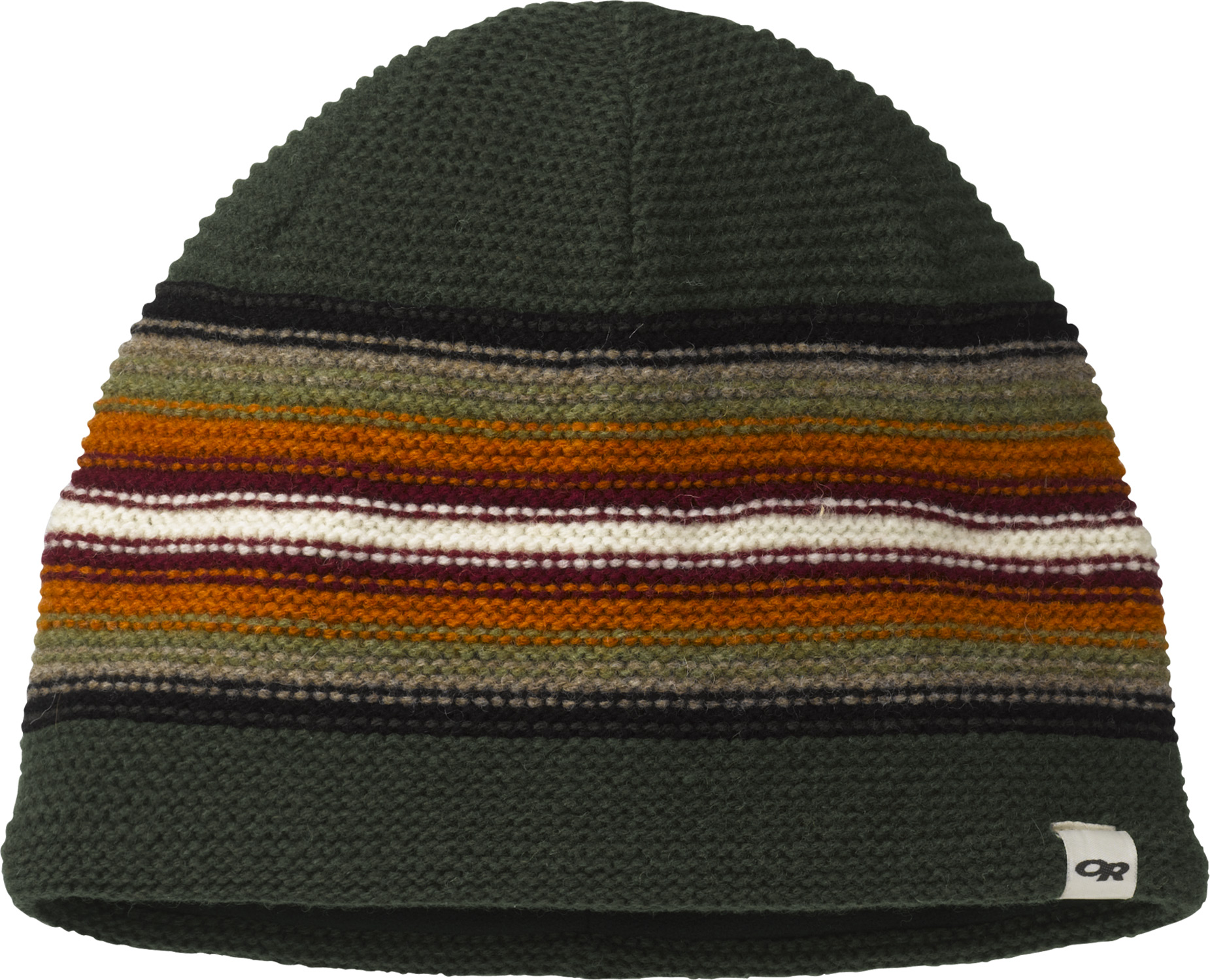 This Outdoor Research Spitsbergen Beanie is the cadillac of beanies. This fun looking and great to wear fleeced lined beanie will be your favorite to have on. With this Outdoor research spitsbergen beanie, there's no need to look anymore.Key Features of the Outdoor Research Spitsbergen Beanie: 100% wool WINDSTOPPER Technical Fleece lined ear band - $22.95