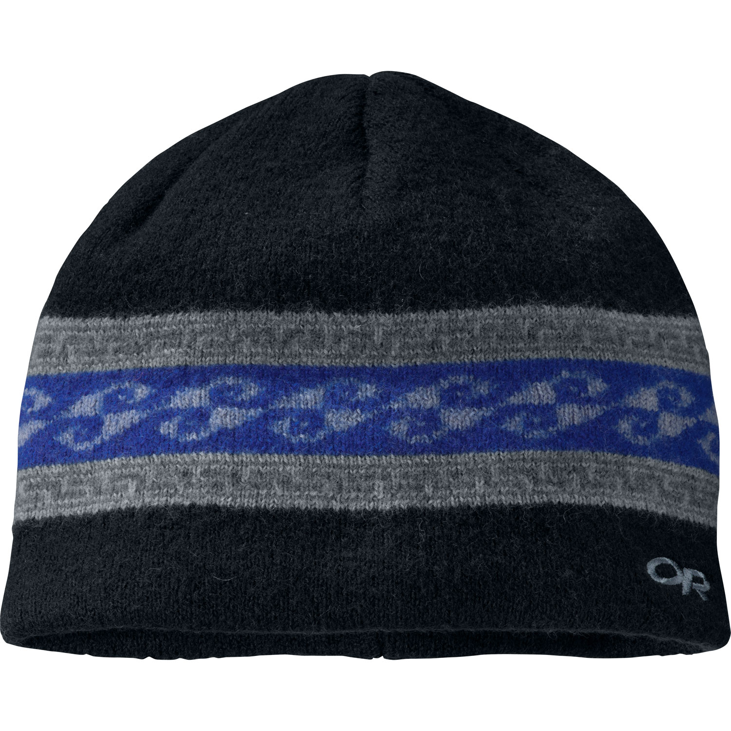 Key Features of the Outdoor Research Totem Beanie: 100% boiled wool Fleece-lined ear band - $21.95