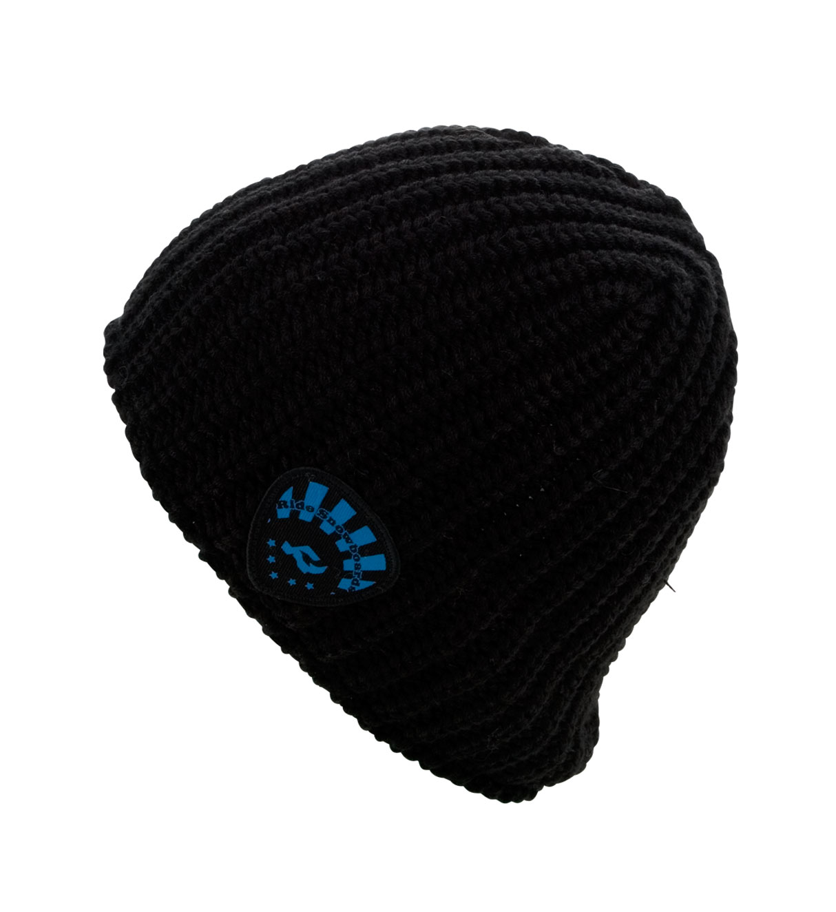 Keep the heat in and your head dry with Ride's function-meets-fashion beanies.Key Features of the Ride Beanie: Boys - One Size Fits Most Medium-Weight 100% Acrylic Fleece Lined Sewn on Patch - $8.55