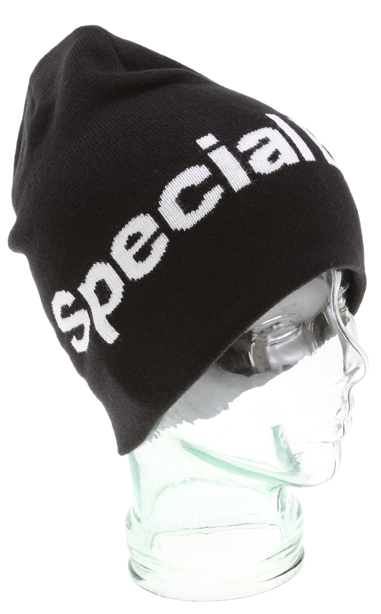Key Features of the Special Blend Wordmark Beanie: Machine Knit 97% Acrylic 3% Spandex Slouch Style Magic Knit Jacquard - $22.99