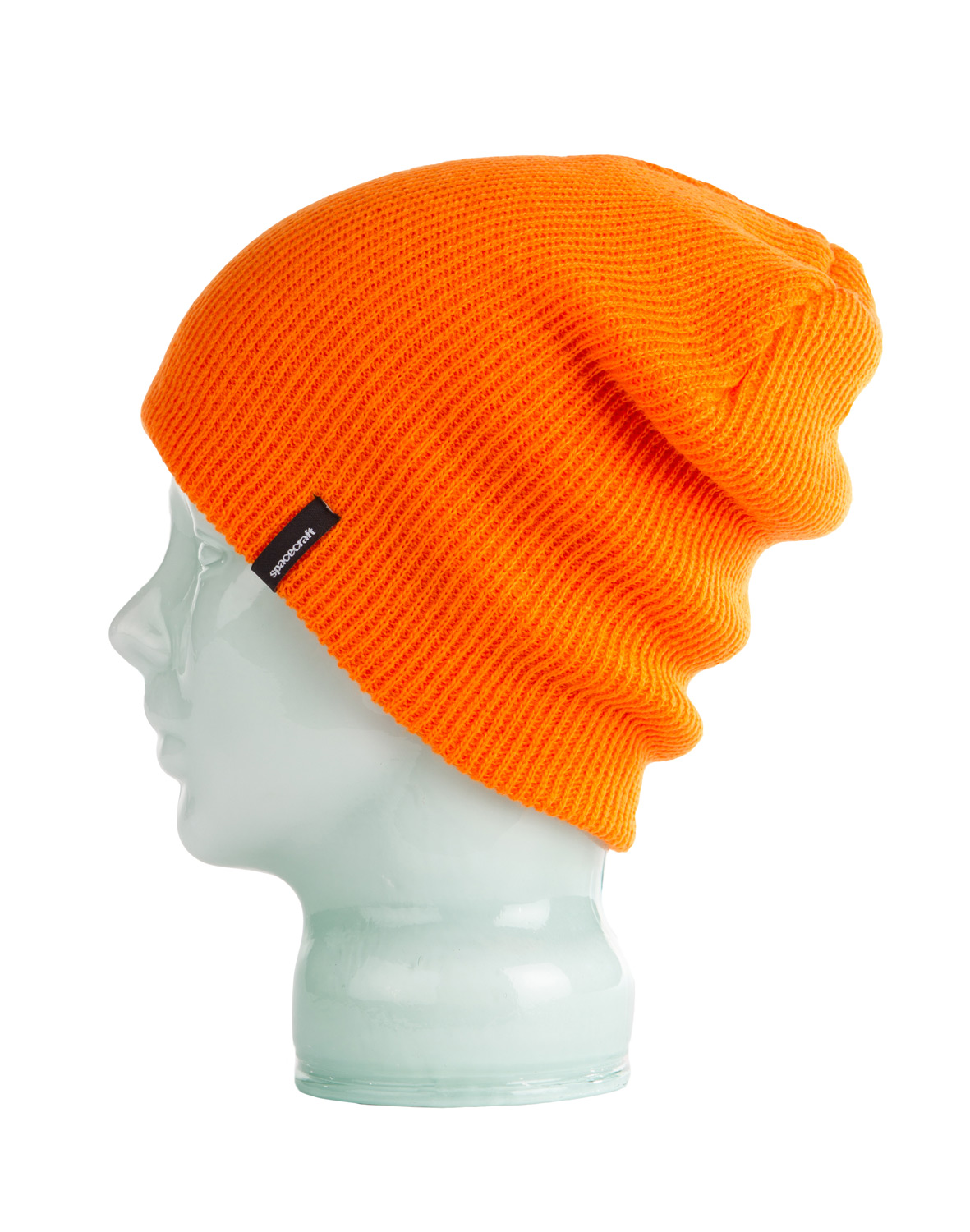 Key Features of the Spacecraft Offender Beanie: Slouchy Fit Light weight Finely knit beanie with double layer construction Can also be worn with a folded cuff Material: Fine Knit Acrylic - $17.95