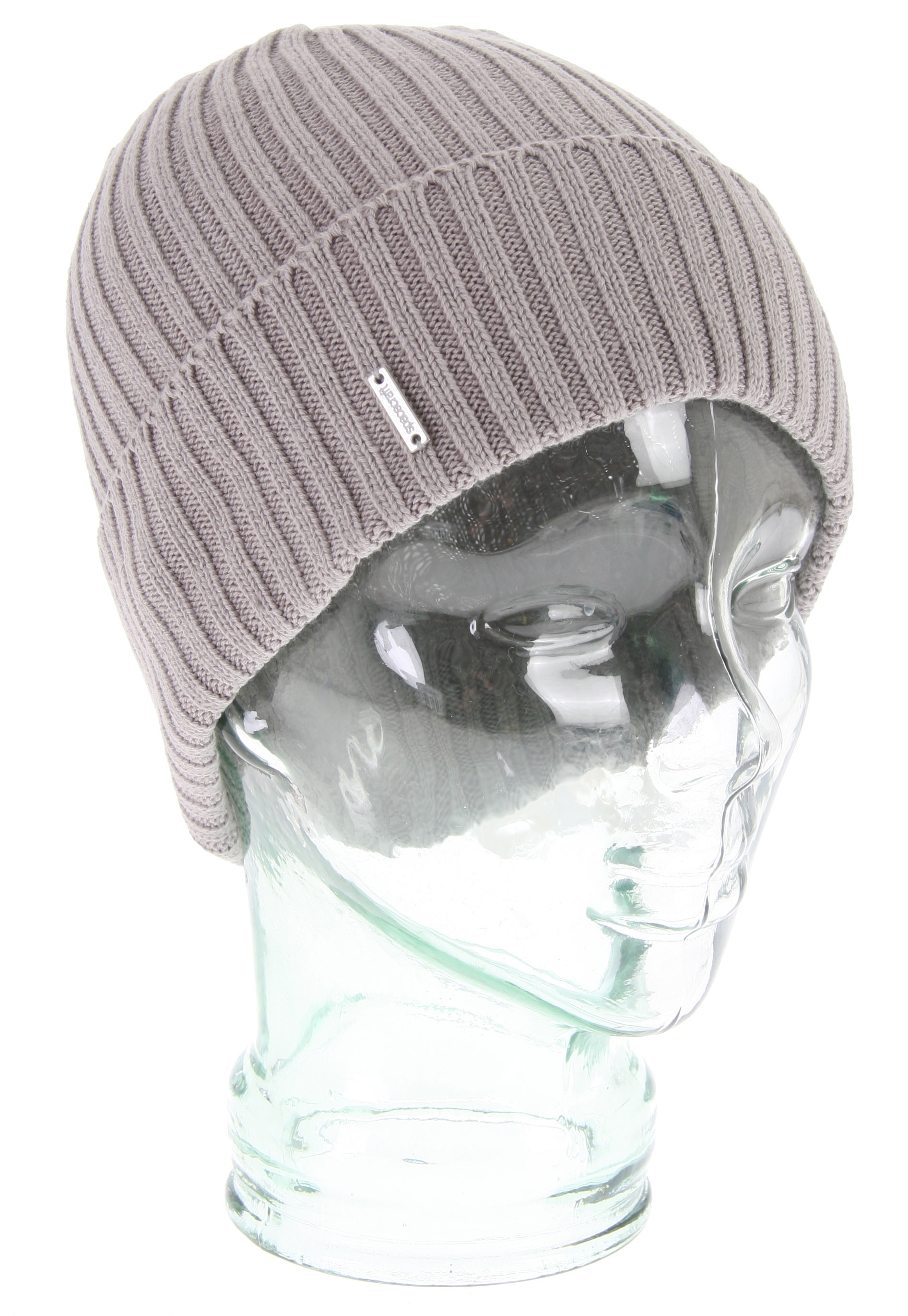 The Spacecraft The Watchman Light Beanie is a Light Weight Beanie with Thick Fold & Metal Wordmark Rive.Key Features of the Spacecraft The Watchman Light Beanie: Light Weight Beanie with Thick Fold & Metal Wordmark Rivet. - $11.96