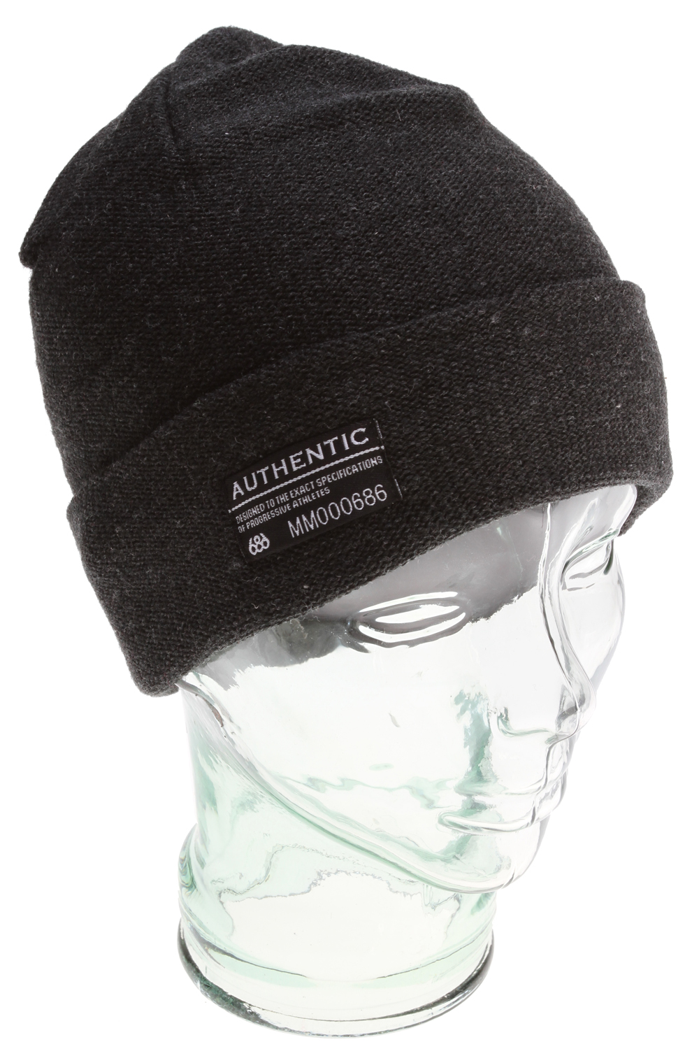 Key Features of the 686 Motley Beanie: 100% Acrylic knit OSFM - $19.95