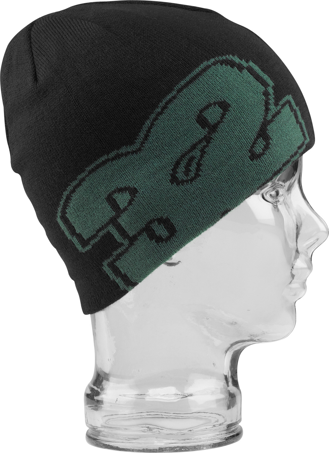 Key Features of the 32 - Thirty Two Brose 2 Beanie: 100% acrylic reversible beanie with jacquard logos - $11.95
