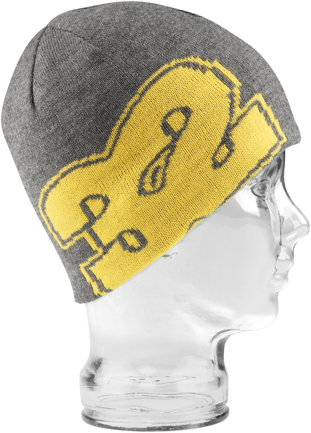 Beanies need to keep you warm and look good too, so wear the Thirty Two Brose 2 Beanie for men and you are sure to get the best of both. This Thirty Two beanie is reversible with unique jacquard logos on each side that you are sure to love. Most importantly the 100% acrylic material is soft, never itchy, and will keep you warm and comfortable all day.  Key Features of the 32 - Thirty Two Brose 2 Beanie: 100% acrylic reversible beanie with jacquard logos - $11.95