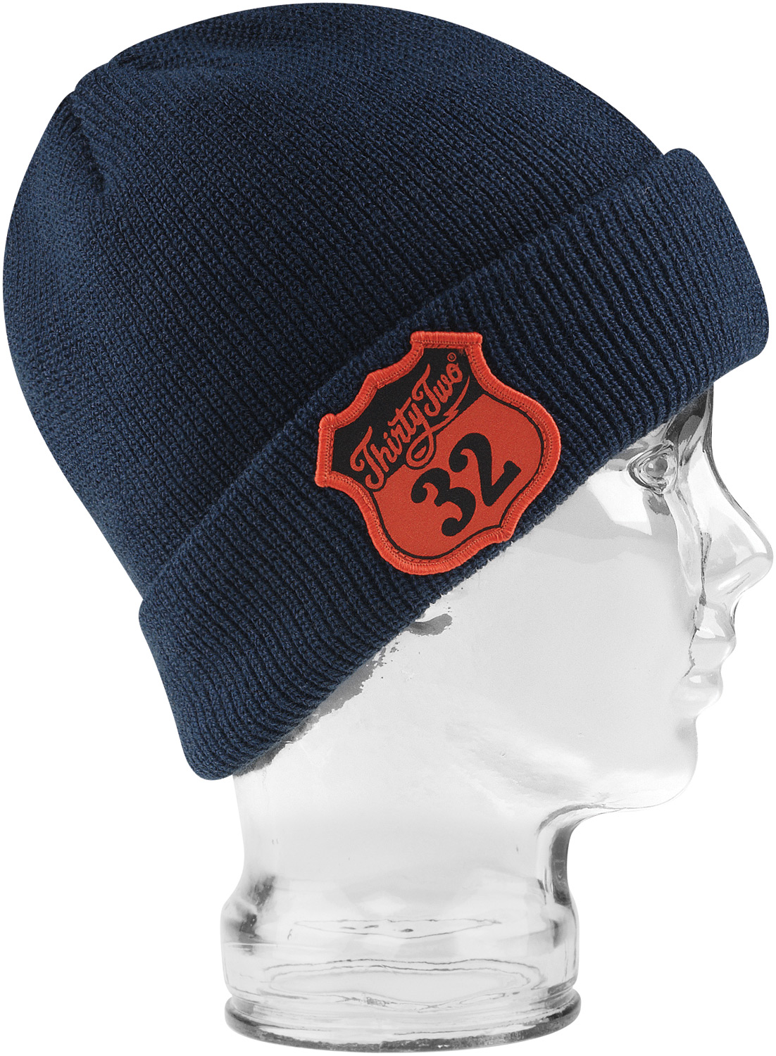 Guns and Military Key Features of the 32 - Thirty Two Self Serve Beanie: 100% acrylic Joe Sexton signature cuff beanie with embroidered patch - $17.95