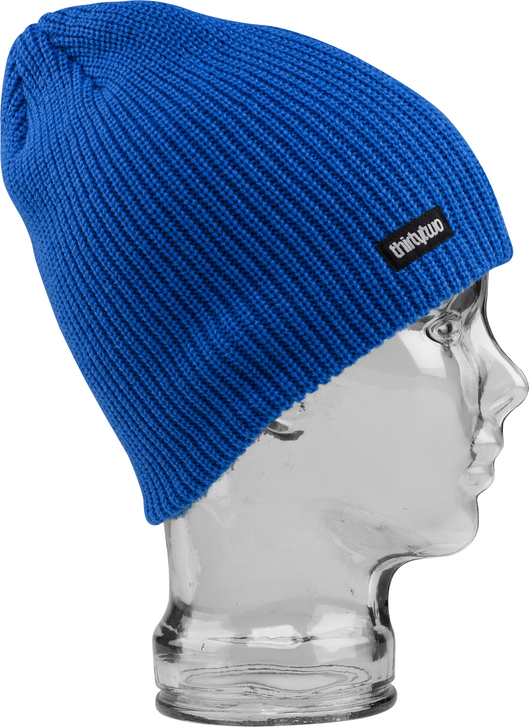 Key Features of the 32 - Thirty Two Standard Beanie: 100% acrylic solid color sag beanie with woven label - $15.95