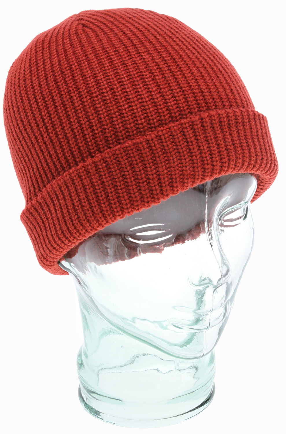 Surf Key Features of the Volcom Full Stone Cuff Beanie:  2 color embroidery  Yarn gauge = 6  100% Acrylic - $10.95