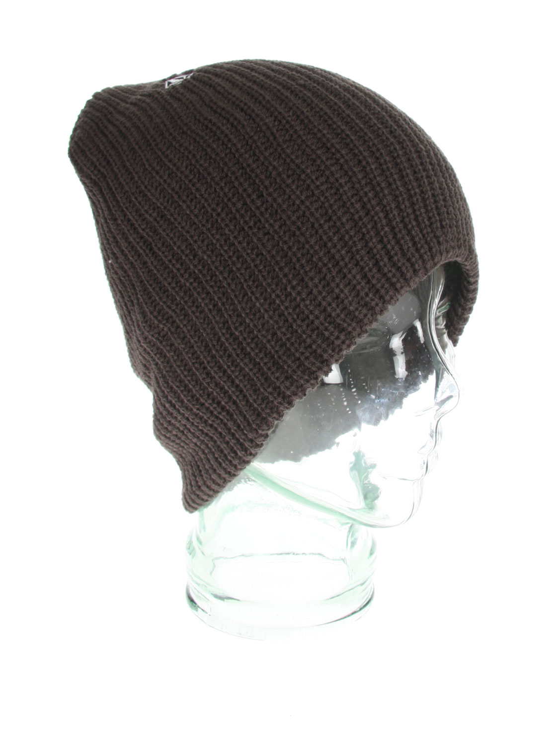 Surf Key Feature of the Volcom Full Stone Cuff Beanie: Knit Beanie 2-Color Stone Embroidery - $17.95
