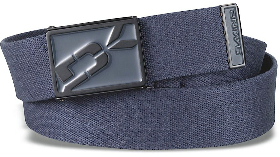"Surf Key Features of the Dakine Camron Belt: Bottle opener on buckle 1 1/2"" Polyester webbing One size - $14.95"