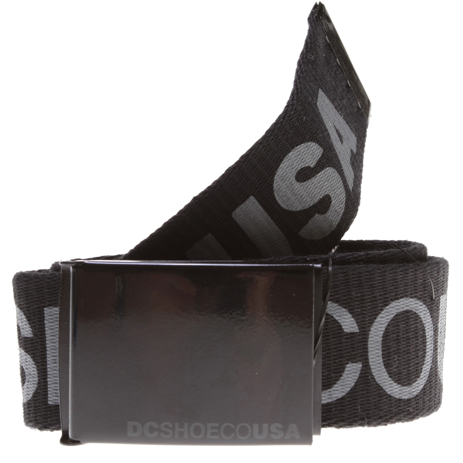 Key Features of the DC Chinook 5 Belt: Reversible scout belt with larger DC script print and metal buckle with screen printed script branding 100% Polyester - $15.00