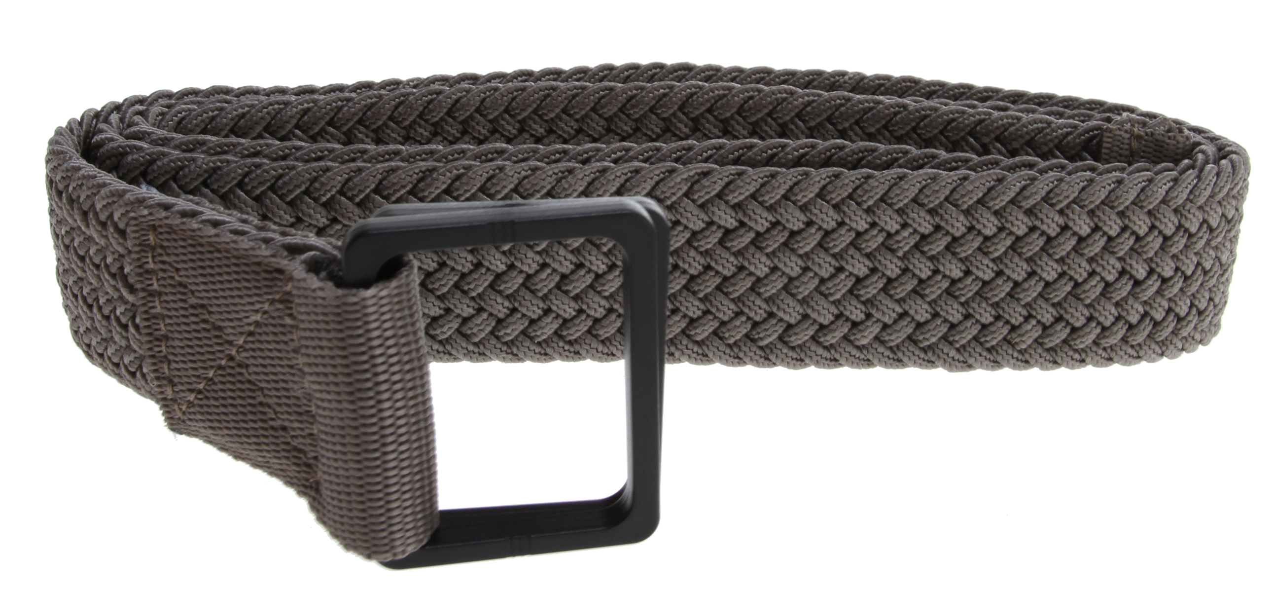 Woven elastic belt, airport security ready. Dcshoecousa woven label. 100% polyester - $12.95