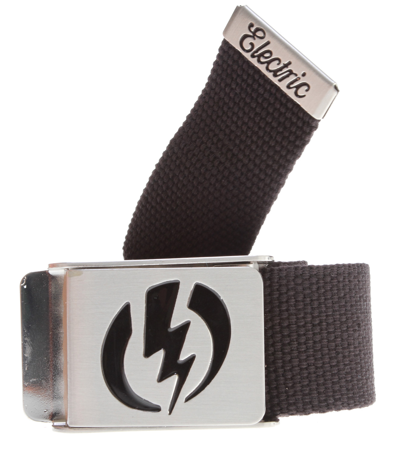 Key Features of the Electric Volt 2 Belt: Web Belt Electric Buckle 100% Polyester - $17.95
