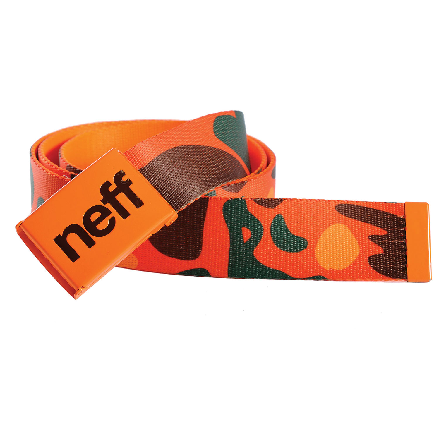 Skateboard Key Features of the Neff Sucker Camo Belt: 100% Polyester Adjustable - $12.95
