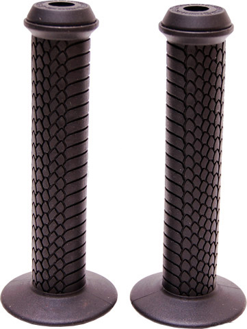 BMX Key Features of the Eastern The Wiz Bike Grip: Flange: Yes Unit of Sale: Pair Wght/Dims: .35 lbs. 8.5 x 6 x 1.5 - $9.95