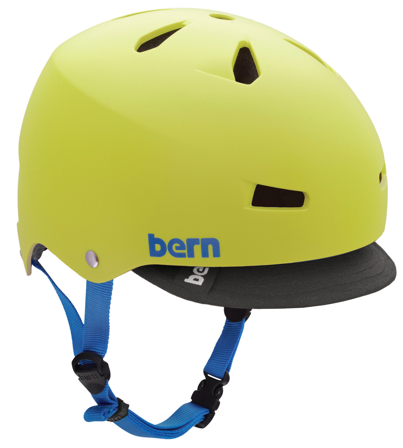 Ski The Macon bike helmet takes skate style to your everyday commute. Core clean lines and durable construction team up with a removable visor for protection against the sun and inclement weather. Bern's All Season liner system allows you to use the Macon on your snowboard, skis or bike.Key Features of the Bern Macon w/ Visor Bike Helmet: Available as a helmet with ABS shell and EPS hard foam. EPS hard foam meets ASTM F 2040 and EN 1077B standards for snow and ski, CPSC and EN 1078 standards for bike and skate. 19.1 oz - $40.95
