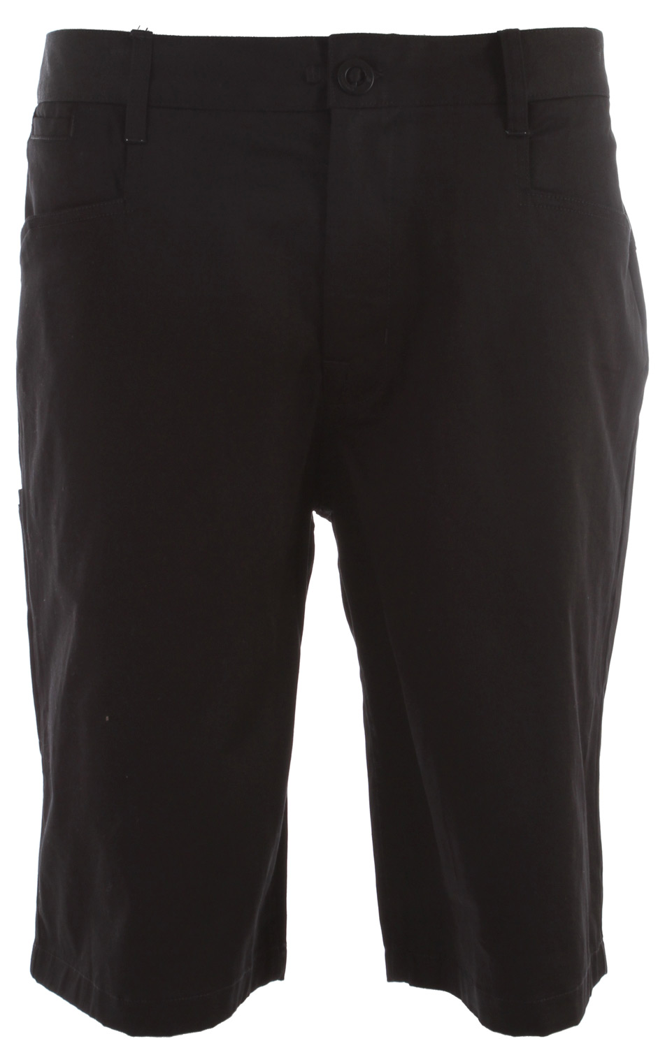 "MTB A comfortable, stretch short with 3M reflective trim designed for urban bike commuting. Key Features of The North Face Hennepin Shorts: Dual secure back stash pockets Reflective elements U-lock belt holster Avg weight: 350 g (12.35 oz) Inseam: R 12"" Fabric: 220 g/m2 (6.48 oz/yd2) 97% cotton, 3% elastane stretch twill - $44.95"