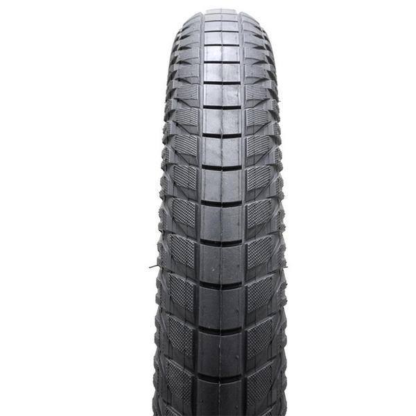 BMX Quite possibly the perfect all-around street tire. Smooth enough for street, enough grip for dirt, and great on the front or the rear, the DUO Brand Stunner tire gets it done. 110psi. 17.2 oz. - $15.95
