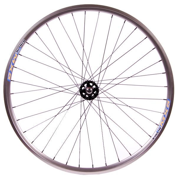 Surf Key Features of the Eastern Lurker Front Wheel:  Double wall, alloy rim with welded seam  High-flange, precision sealed-bearing hub  10mm axle  36 spokes for extra strength  Flip-flop hub style for Fixed or Freewheel option (16T freewheel and cog included - $89.95