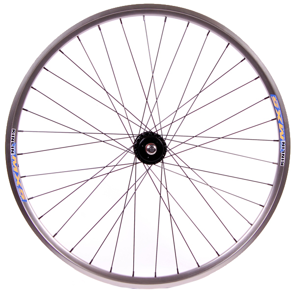 Surf Key Features of the Eastern Lurker Front Wheel: Double wall, alloy rim with welded seam High-flange, precision sealed-bearing hub 10mm axle 36 spokes for extra strength Flip-flop hub style for Fixed or Freewheel option (16T freewheel and cog included) - $99.95