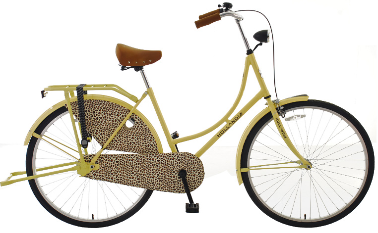 "Entertainment Hollandia City Leopard Bike 19"" - $294.99"