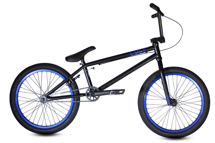 BMX Key Features of the Cult CC01 BMX Bike: Dehart Grips 25-9 gear ratio/rear sealed hub Cult 410 chain Cult pedals 8x28 handlebar Embossed 1 piece seat combo 20.75 top tube length - $399.95