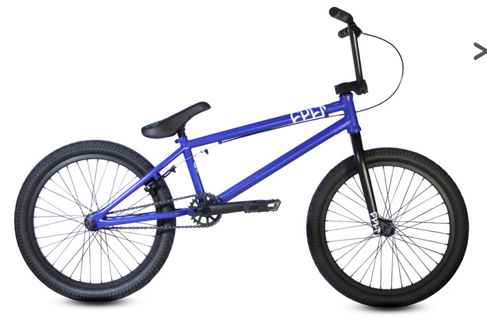BMX Key Features of the Cult CC01 BMX Bike: Dehart Grips 25-9 gear ratio/rear sealed hub Cult 410 chain Cult pedals 8x28 handlebar Embossed 1 piece seat combo 20.75 top tube length - $379.95