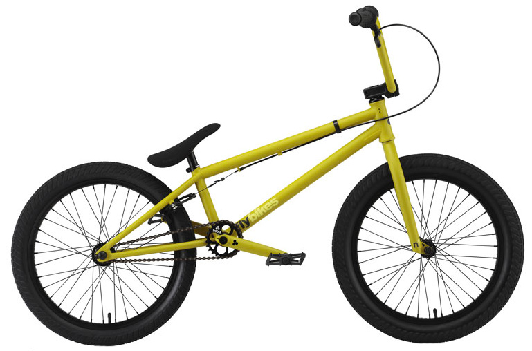 "BMX Based on the Tierra frame concept, the Neutron is a fun tech bike with a 20.6"" tt, short 13.2"" rear end, medium 8.25"" bars and 27mm. offset fork. Also, as on the Tierra, the seat tube is 0.4"" offset to have the same leg clearance as a 21"" frame.Key Features of the Flybikes Neutron BMX Bike 20"": Brake: Trebol 6061-T6 alloy Lever: Trebol 6061-T6 alloy Rear Hub: Trebol full sealed / 9T / 14mm. axle / 6061-T6 CNC shell & cones Front Hub: Trebol full sealed / 10mm. axle / 6061-T6 CNC shell & cones Rims: Trebol double wall / 6061-T6 / drilled Pedals: Flybikes Ruben graphite Seat: Flybikes Dos nylon Post: Flybikes Tripod 6061-T6 CNC Clamp: Flybikes 4130 cromoly Sprocket: Trebol alloy 6061-T6 Chain: KMC 410 Headset: Integrated sealed BB: Spanish sealed Frame: TT: 20.6"" RE: 13.2"" ST: 7.5"" Forks: OS: 27mm Bars: 8.25"" / 29"" cromoly Stem: Trebol Front load forged 6061-T6 alloy. Grips: 155mm Ruben grips. Cranks: Trebol 175mm 100% cromoly / 10 spindle. Tires: 2.15"" / 2.35"" Flybikes Ruben Ramperas. - $479.95"