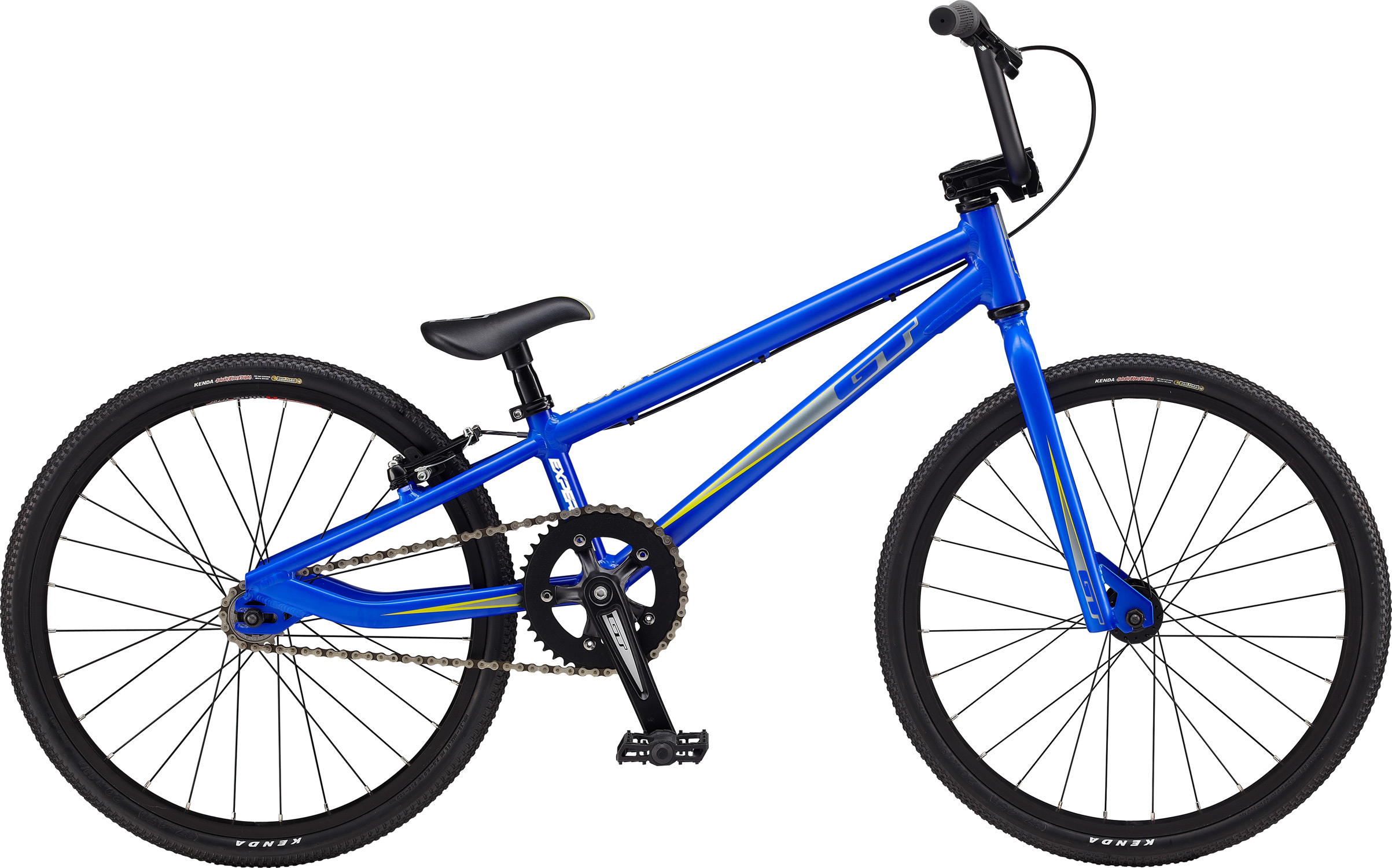 "BMX Key Features of the GT Power Series Expert BMX Bike 20"": Frame: NEW Straight Gauge, 6061 Aluminum Fork: GT, 100% Cro-Mo, 28.6 X 22.2 Oval, 3/8, 1"" Steerer Crankset: GT Al, 175mm AL 16T Wheels/Hubs: GT Mohawk 28H Hole Brakes: Tektro BX1V - $339.95"
