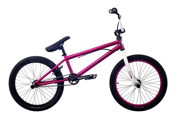 "BMX The Intense Crabtree BMX bike has a rugged 20"" frame that can take a beating and keep on rollin'. SINZ components make up the majority of this complete bike, with MID ball bearing ensuring a durable and smooth roll. The padded saddle ensures riding comfort, and the steel seat post is strong enough for your biggest tricks. Deluxe brake cable casing prevents wear and ensures lasting performance. Get the performance you need with the Intense Crabtree BMX bike.Key Features of the Intense Crabtree BMX Bike: Frame: Steel 20"" Fork: SINZ Steel 1 1/8"" Headset: SINZ 1 1/8"" Handlebar: SINZ Steel 7.5"" Stem: SINZ Pro Lite 50mm Grips: SINZ 130mm Sticky Grips Saddle: Padded Seat Post: Steel Freewheel: SINZ Cassette 9T Crankset: SINZ Chromoly 175mm 3pc Mid BB BB Set: MID Sealed Chromoly Spindle Chainwheel: Steel 25T Rear Brake: SINZ U Brake Brake Levers: SINZ Brake Lever Brake Cable: Deluxe Casing Pedals: SINZ Alloy Platform Chain: SINZ 1/2"" x 1/8"" NP Front Hub: SINZ Alloy 36degrees Rear Hub: 36degrees w/14mm axle, 1pc Driver Rims: SINZ Single Wall Tensioners: N/A Tyres: ITS 20""x 2.25"" MK2 - $239.95"