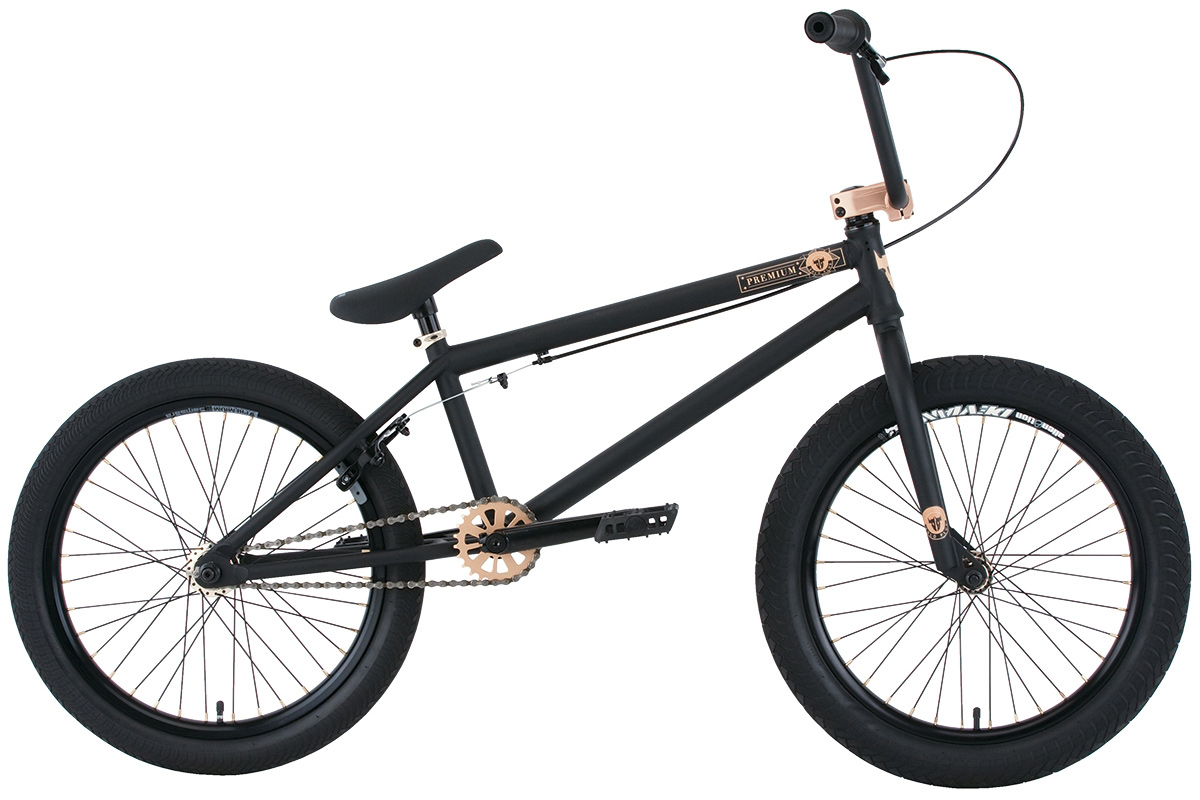 BMX Premium Solo + BMX Bike 20in - $415.95