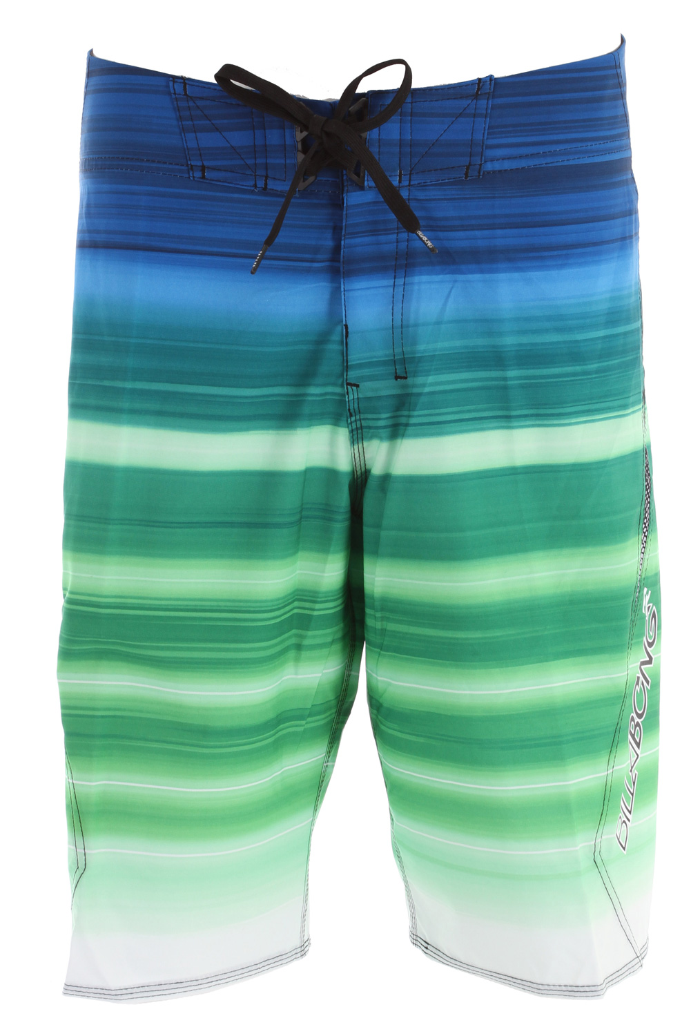 "Surf Key Features of the Billabong Flux Boardshorts: 22"" recycler zero gravity Parkso's Recycler Platinum X quad stretch boardshort with engineered strip print Ergonomic panels for superior stretch Screenprint details and Billabong logo Recycler ZG fabric light-weight with H2 Repel and epic stretch Made with 87% recycled polyester/13% spandex - $43.95"
