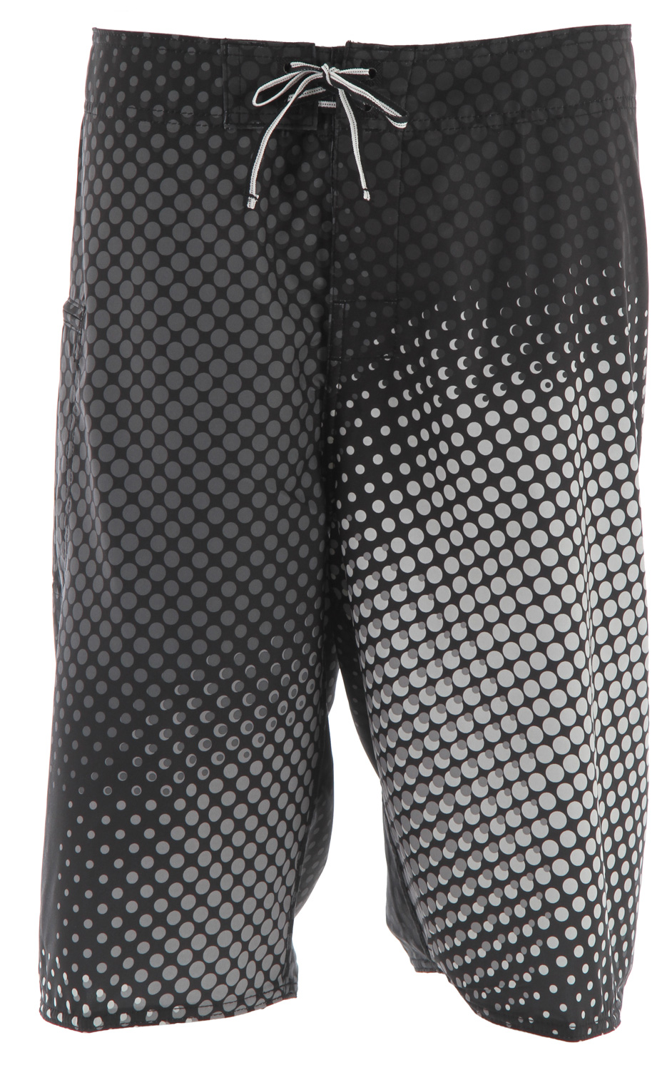 "Surf Key Features of the DC Fulltone Boardshorts: Zip pocket Neo fly Lycra lined bottoms Seamless side panels 21"" outseam 4 way mechanical stretch - $24.46"