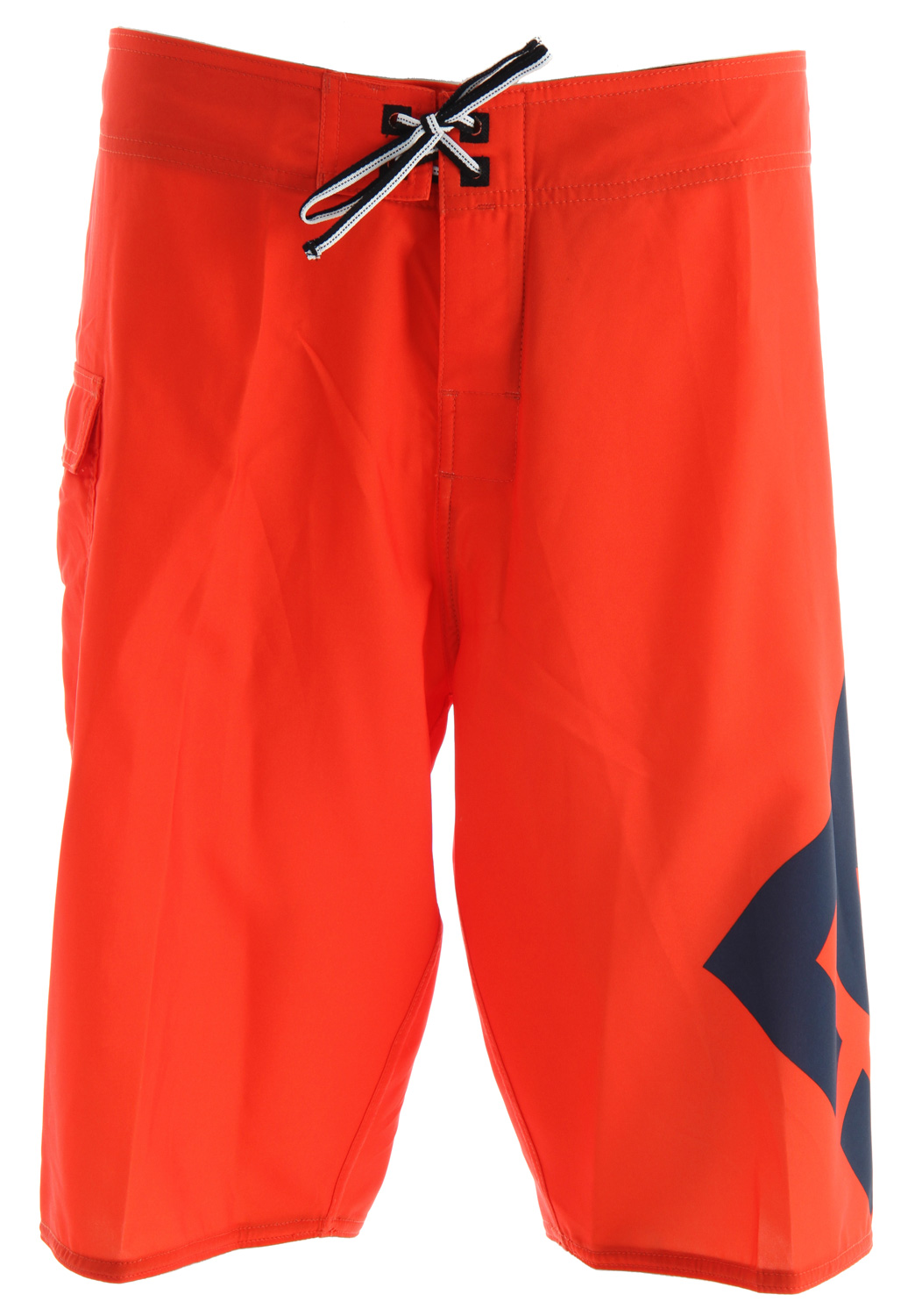 Surf Key Features of the DC Lanai Ess 4 Boardshorts: 4-way stretch with engineered print Embroidered eyelets Neo fly Seamless side panels Customized trim 100% polyester - $43.95