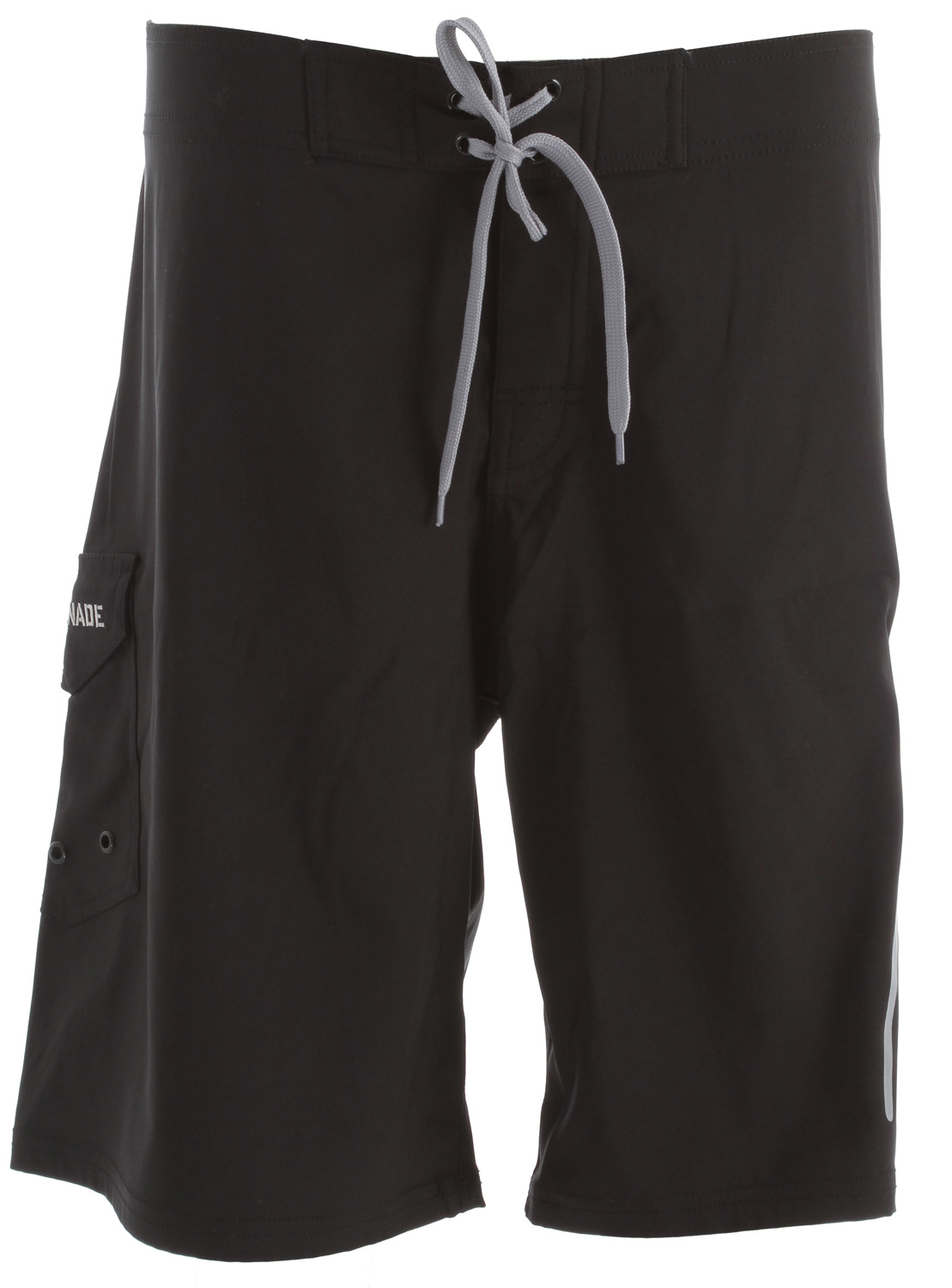 Surf Key Features of the Grenade Trip Wire Boardshorts: 100% Polyester 2 way stretch Drawstring fit - $34.95