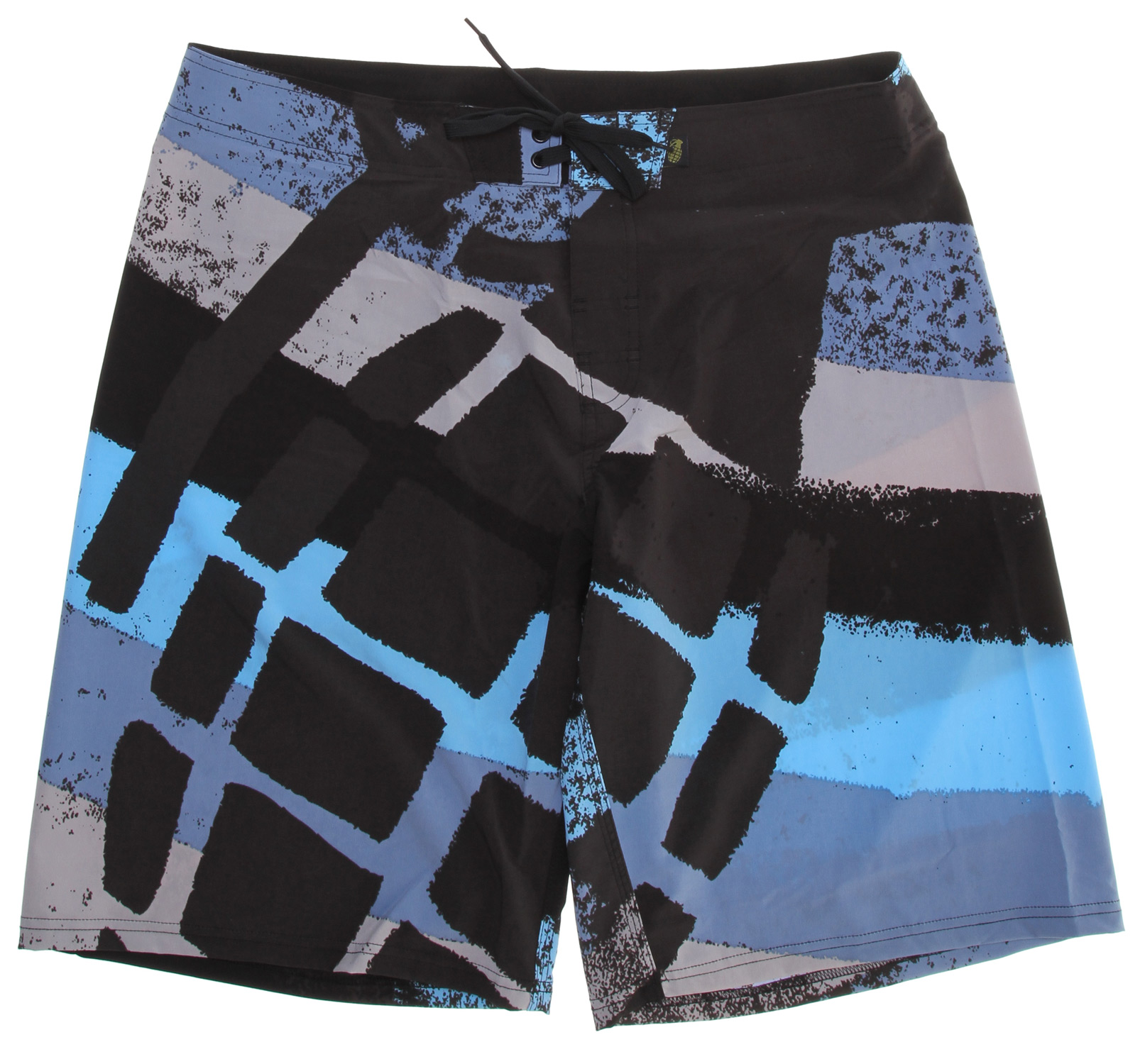 Surf Key Features of the Grenade Wave Boardshorts: 83% polyester/17% spandex Drawstring fit 4 way stretch - $34.95