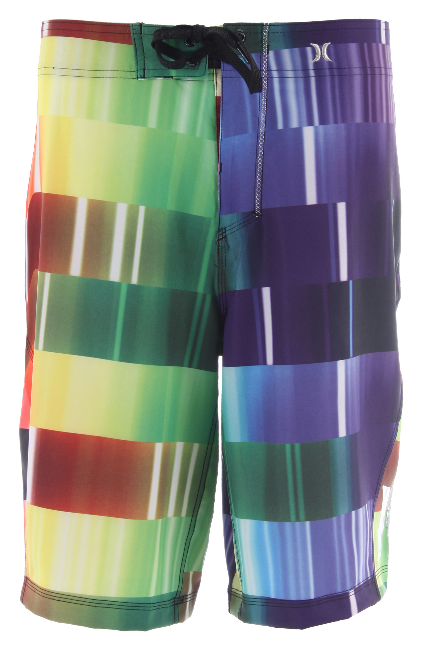 Surf Key Features of the Hurley Phantom 60 Galaxy Boardshorts: True Performance Fit Recycled Phantom 60% stretch Seasonal print patented EZ fly closure signature foil branding performance water repellency - $39.95