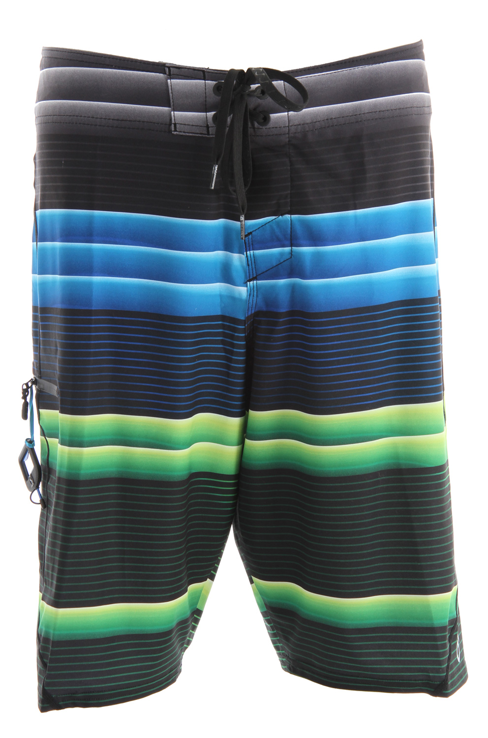 "Surf Key Features of the O'Neill Jordy Freak Boardshorts: New and improved hyperfreak stretch 21"" outseam Engineered print boardshort Suply fly 2.0 closure Locking drawcord Welded pocket and hem Screened logos - $49.95"