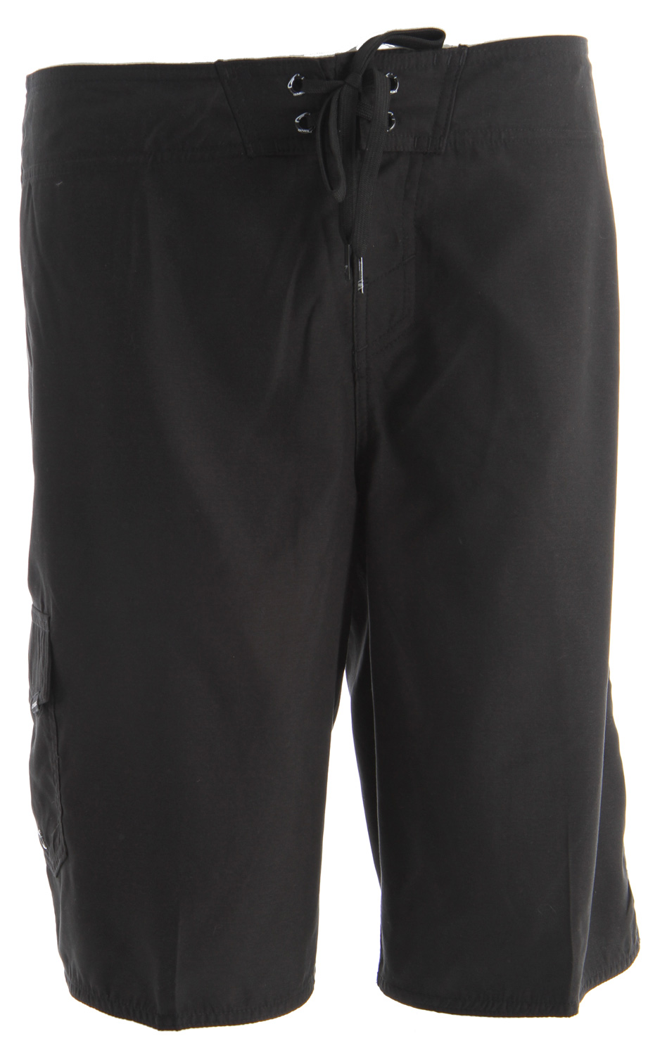 "Surf Key Features of the O'Neill Santa Cruz Solid 2 Boardshorts: Light ultrasuede 22"" outseam Comfort fly closure Embroidered and screened logos - $20.95"