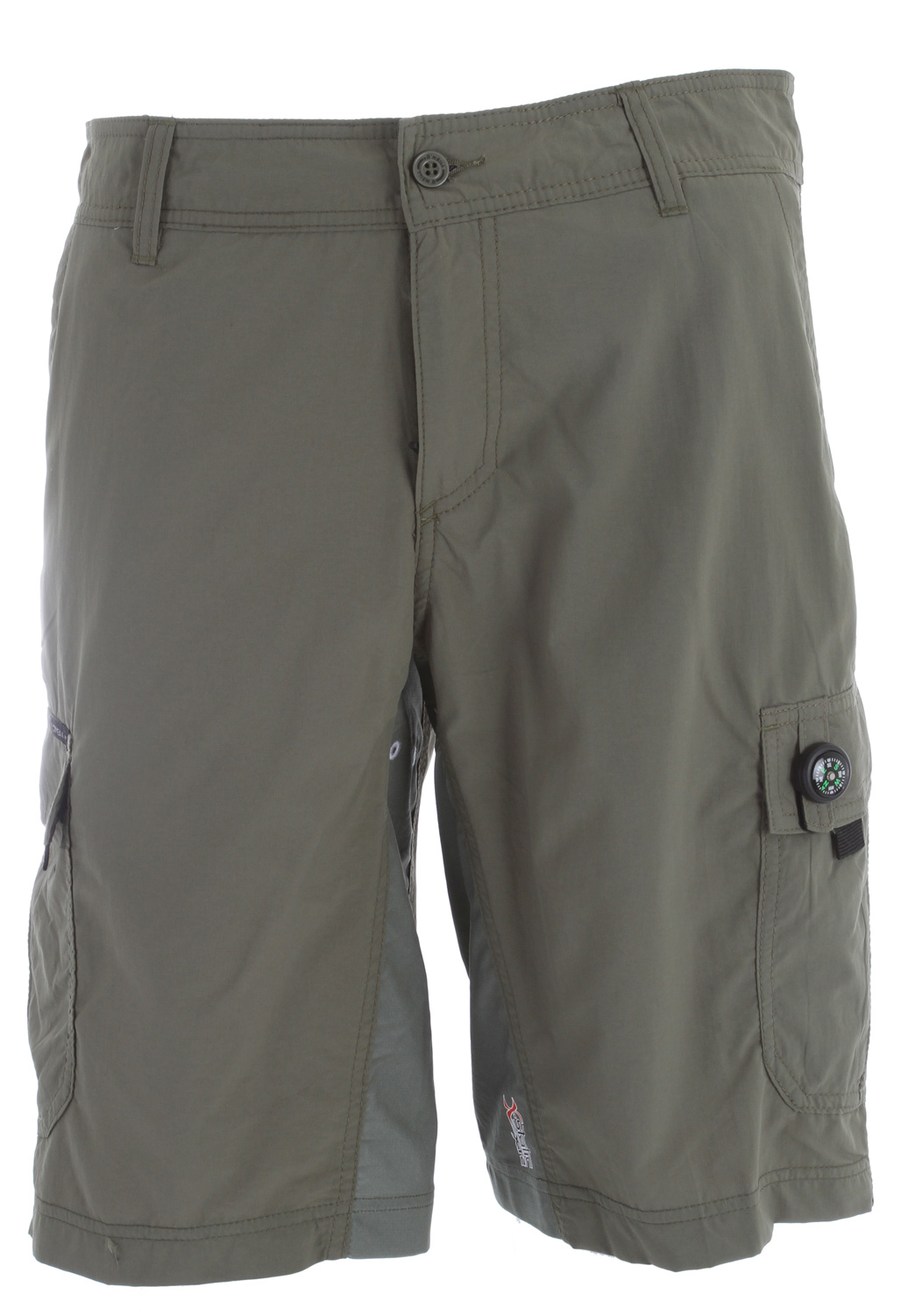 "Surf Key Features of the O'Neill Traveler Boardshorts: Antimicrobial nylon micro ripstop 21"" outseam Travel friendly boardshort Internal drawcord Belt loops Zipper fly Stretch inseam panel Back stow pocket Hidden key and passport pocket Cargo pockets Woven label and embroidery - $40.95"