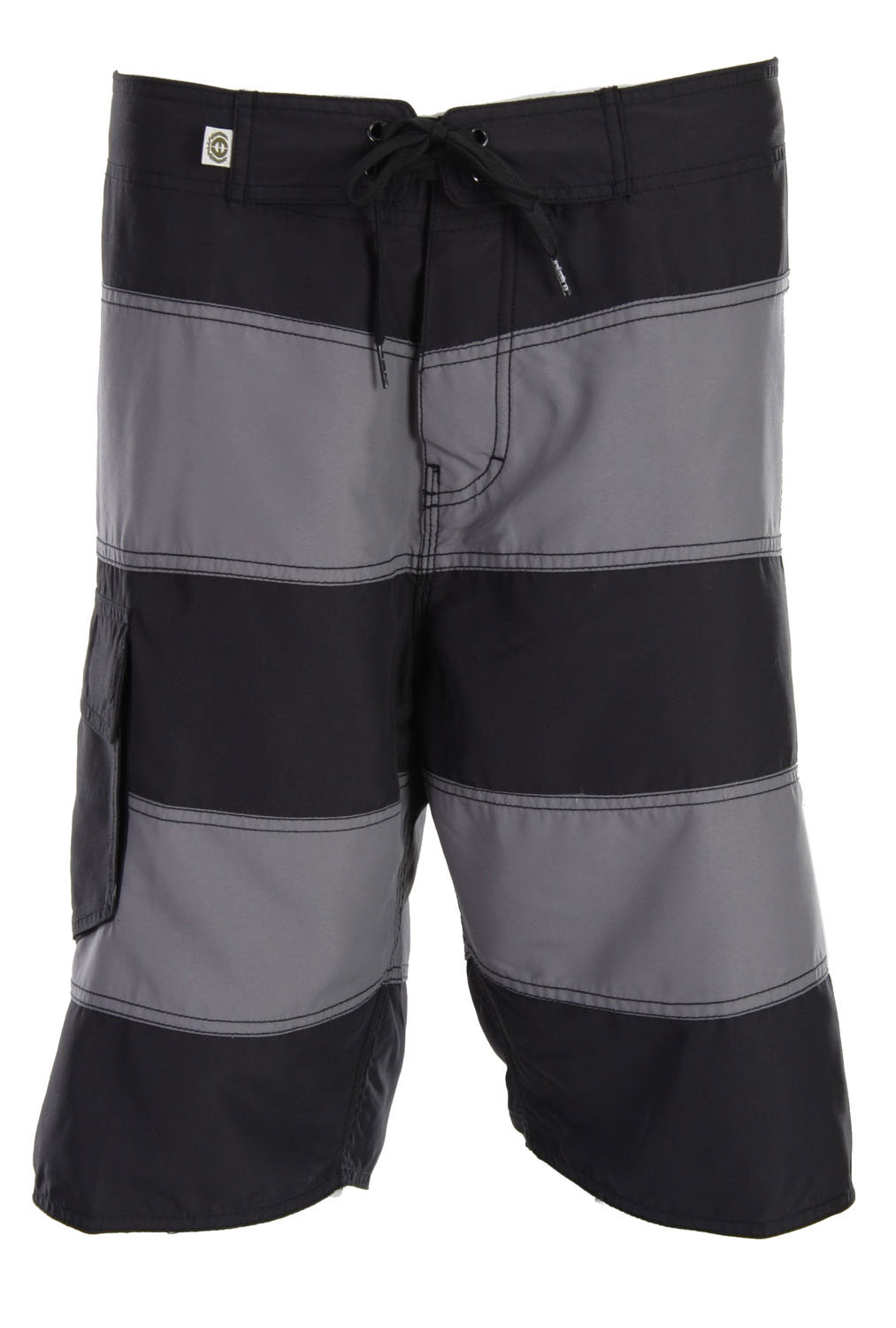 "Surf These shorts are lightweight and easy to wear throughout the summer. The fast-drying material is great for times when you're always in and out of the water. The right leg features a spacious pocket, perfect for keeping all the essential things you need to keep on you. And don't think for one moment that these shorts are made from some type of junky material. They are 100 percent recycled polyester, so you can feel good about wearing them while staying comfortable.Key Features of the Planet Earth Freeman Boardshorts: 100% Recycled Polyester PET Single Cargo Pocket Outseam: 22"" - $27.85"