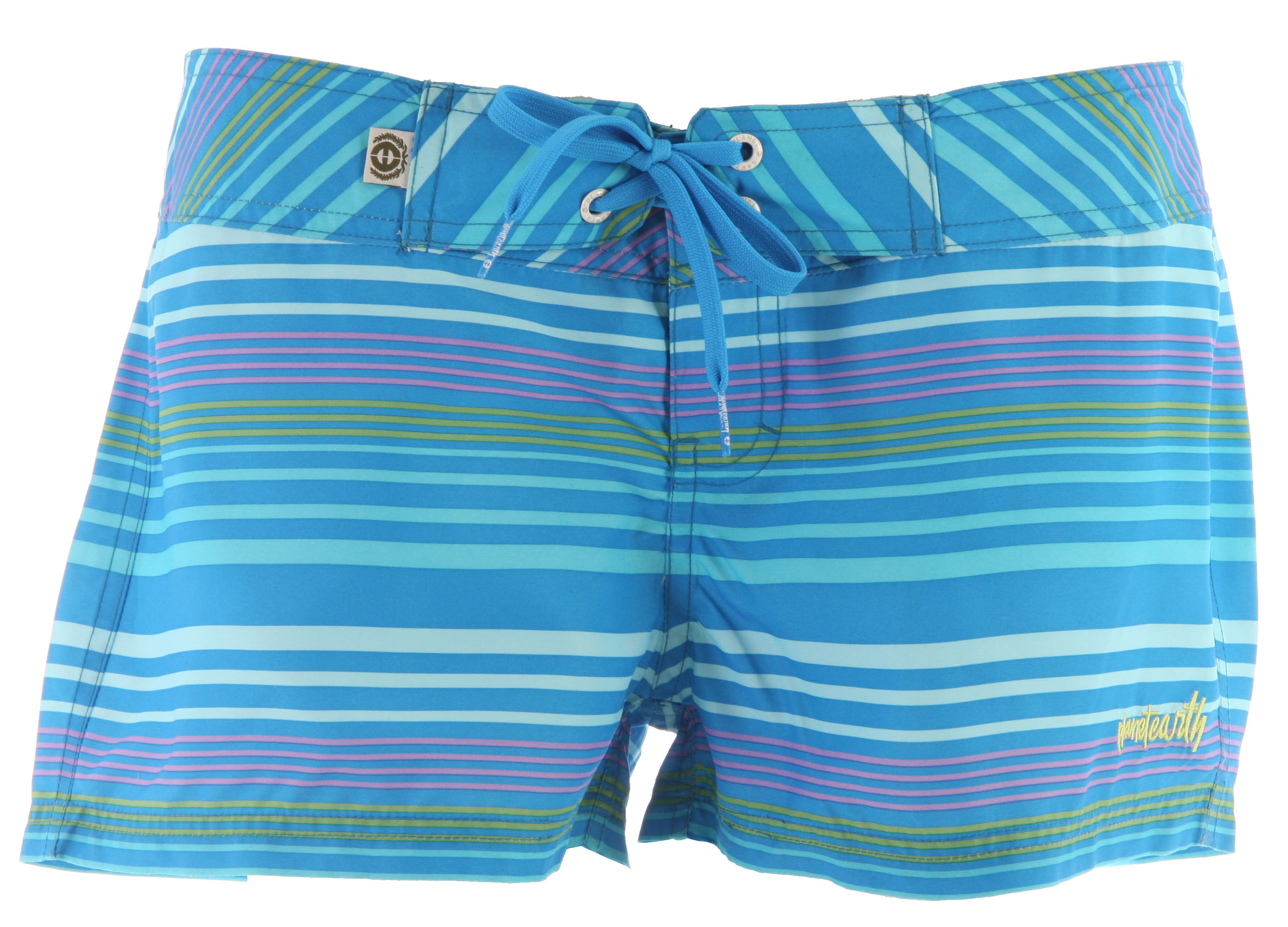 Surf Key Features of Planet Earth Kimmel Boardshorts:100% Recycled Polyester PET, 2.5'' Inseam - $19.99