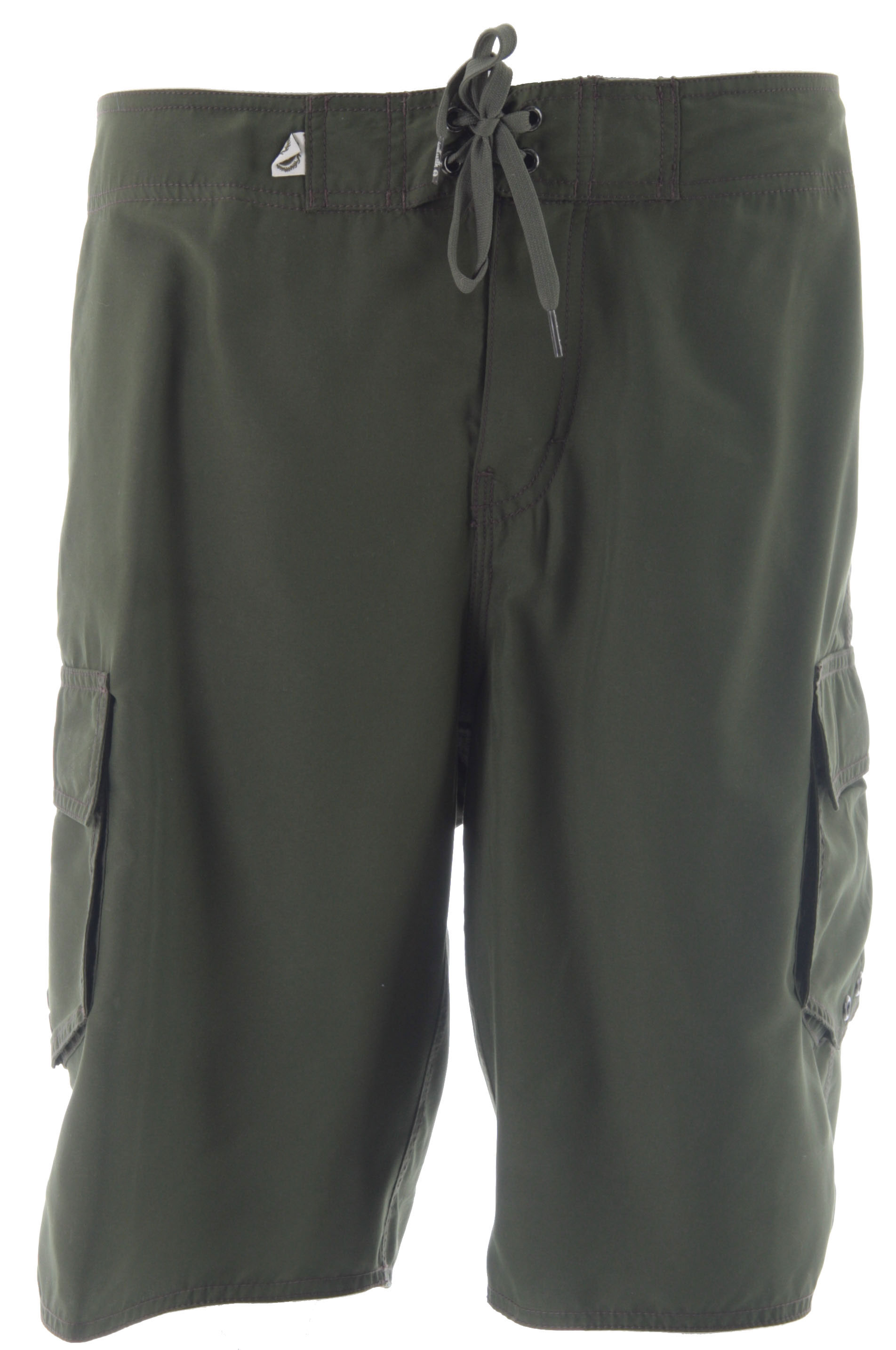 Surf Planet Earth Marshall Boardshorts Dark Chive - $25.88