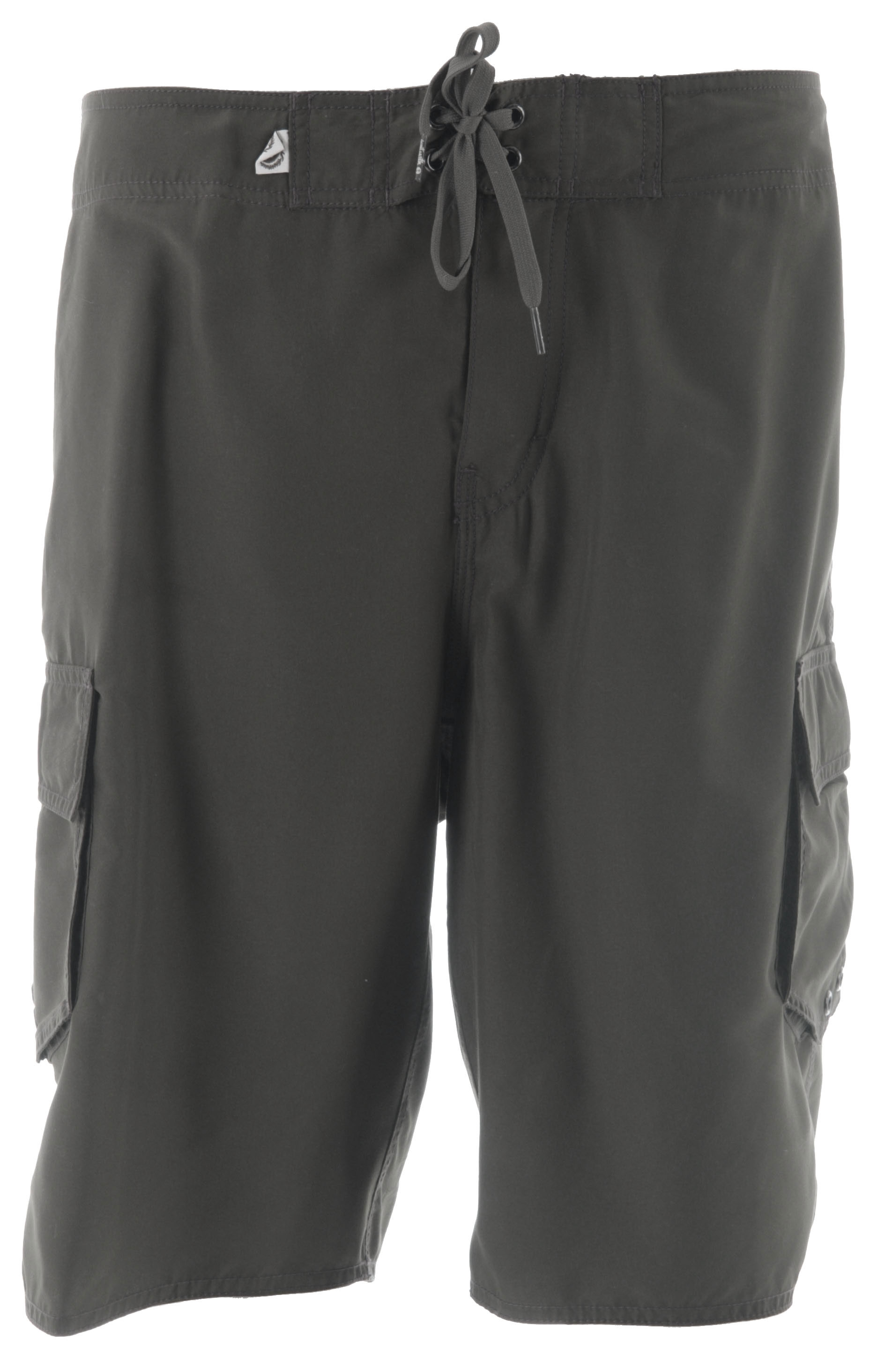 Surf Key Features of the Planet Earth Marshall Boardshorts: 100% Recycled Polyester PET Dual Cargo Pockets - $17.46