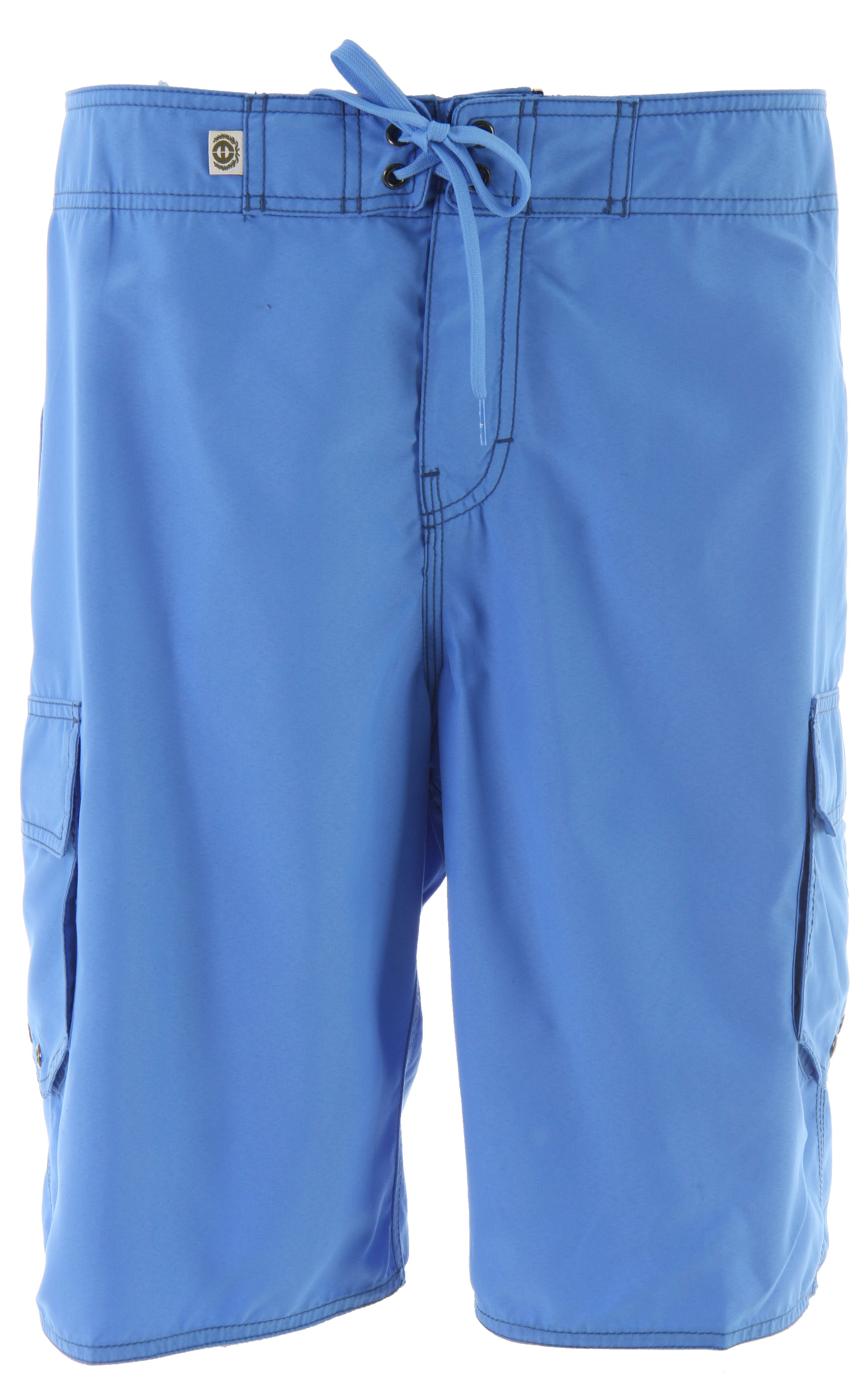 Surf Planet Earth Marshall Boardshorts Sky Blue - $19.76