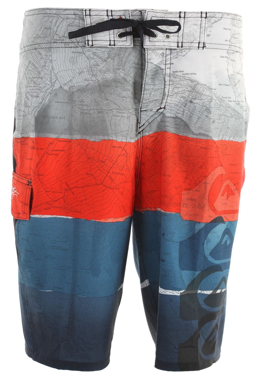 Surf The alpha dog of the surf world, ten times world champion, Kelly Slater put his signature on these Cypher Alpha boardshorts. Think it's time for some new trunks.Key Features of the Quiksilver Cypher Alpha Boardshorts: Kelly Slater 2011 Signature Series 88% Polyester 12% Spandex 4 Way Stretch Diamond Dobby 21 inch Outseam Double up closure with new Diamond Fly Machine Wash - $69.50