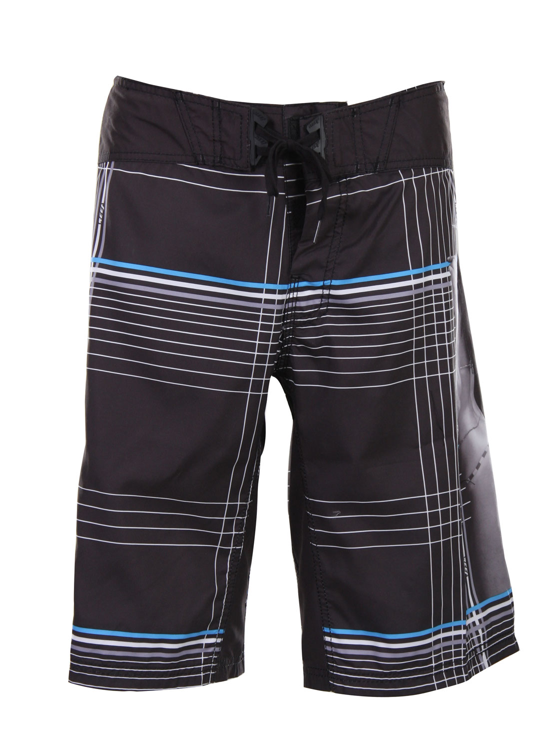 "Surf Get with the summer theme and rock these great pair of shorts. The Reef Bird On A Wire Boardshorts are perfect for summer. Featuring a plaid design, these shorts are ideal for daytime casual wear. Made with 100% polyester, these are super soft to the touch making it easier to get through the day with comfort and ease. Head to the beach and soak in all the sun.Key Features of the Reef Bird On A Wire Boardshorts: 100% Polyester Allover Plaid Print with Miss Reef Right Leg Logo Applique Back Right Welt Pocket Custom Logo Eyelets 22"" Outseam - $41.95"
