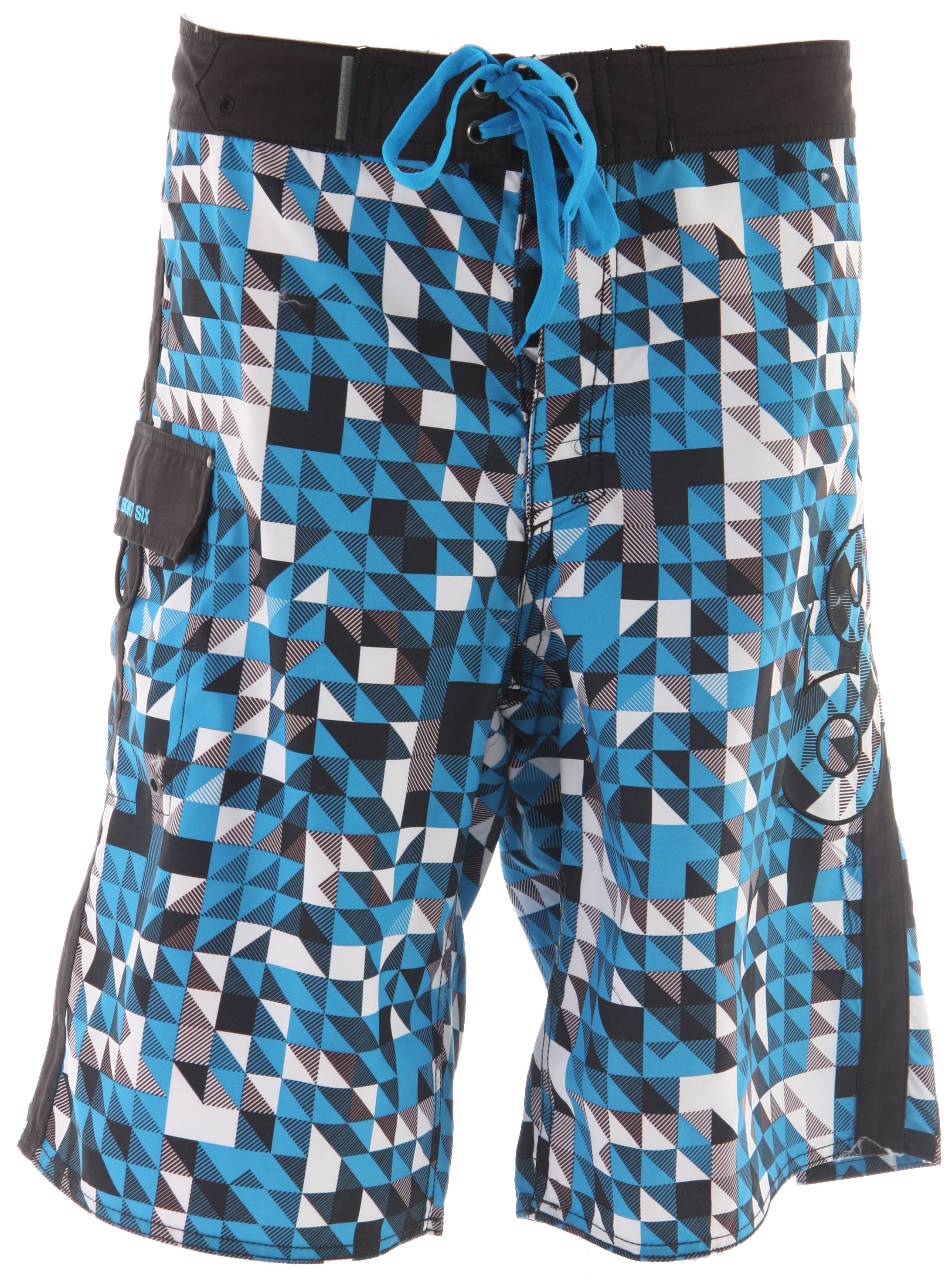 "Surf If you want to look even better, show up with shorts like these! The 686 Shadow Cube boardshorts you are going to fall in love with. These stylish made shorts a 22"" average outseam and are 100% polyester micro fiber. Enjoy the spandex fly gusset and don't forget to use the waistband stash pocket. With an applique logo and the solid contrast trim, who wanted want shorts that look and feel this good? Your sure to turn heads in a good way!Key Features of the 686 Shadow Cube Boardshorts: 22"" Average Outseam 100% Polyester Micro Fiber Spandex fly gusset Waistband stash pocket Logo applique Solid contrast trim - $54.95"