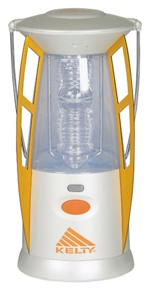 Camp and Hike You're all-around camp lantern - styled for carrying and hanging convenience. This lantern boasts an outstanding 170 lumens of light and can last up to 172 hours. The internal diffuser ensures that the bulbs light is amplified evenly, and the advanced rheostat switch enables you to dim the light to your desired level making it the perfect lantern for playing cards or brightening up the whole campsite.* 2 Cree LEDs * Anodized Aluminum ribs * 6 Watts * Weather resistant * Frosted Exterior Lens * Internal light reflector * Advanced Rheostat switch * Battery power meter * ABS plastic body * Hook shaped bail allows lantern to be easily hung * Batteries: 4 D, not included * Weight measured w/o batteries * Burn time (High): 17 hours * Burn time (Low): 172 hours * Readable light area: 25' radius / 7.6 M radius * Usable light area: 45' radius / 12.2 M radius * Maximum Lumen output: 170 * Minimum Lumen output: 60 * Battery meter specs: * 100%-30% - Green * 30%-10% - Yellow * Below 10% - Red * Weight: 26.8 oz / 760 g * Height: 9.8 in / 25 cm * Width: 5.1 in / 13 cm * Depth: 5.1 in / 13 cm * Primary Shell: Impact Resistant ABS Plastic * Lens: Impact & Scratch Resistant Polycarbonate with anodized aluminum ribs - $49.95